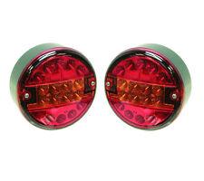 2 X MONARK LED 12 V & 24 V HECKLEUCHTE RÜCKLEUCHTE LEUCHTE LKW TRUCK ANHÄNGER