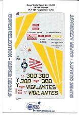 Super Scale F/A-18C Hornet Decals 1/32  230  VFA-151 'Vigilantes' CAG