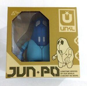 Unkl Jun Po Junpo Vinyl Figure Blue AXL 6 inch New in Box NIB
