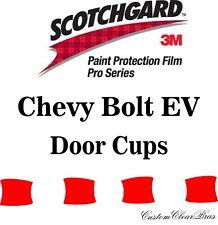 3M Scotchgard Paint Protection Film Pro Series 2017 2018 2019 Chevy Bolt EV
