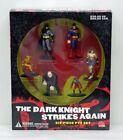 The Dark Knight Strikes Again Six Piece PVC Figure Set DC Direct NIP 2001 S193-1