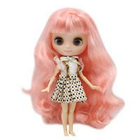 """8/"""" Neo Middie Blythe Doll Joint Body Nude Doll from Factory JSW1001008+Gift"""