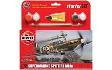 AIRFIX A55100 Supermarine Spitfire MkIa Starter Set 1:72