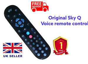 Official Genuine Sky Q Remote With Bluetooth Voice Control Model EC202 UK SELLER