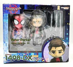 Spider-Man Into the Spider-Verse Nendoroid Peter Parker DX BRAND NEW SEALED UK