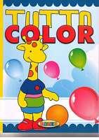 Tutto color per i più piccoli 3+ Imparare a colorare - Libro nuovo in offerta !