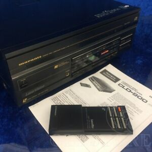 Marantz LV 1CD - laserdisc player usato