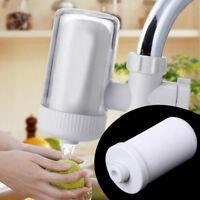 Wasserfiltersystem mit weißer Keramikhahnbefestigung Ersatz-LuftreinigerpatrWCH