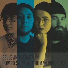 Belle & Sebastian - How To Solve Our Human Problems [Parts 1- 3] (NEW CD)