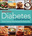 Betty Crocker Diabetes Cookbook: Great-Tasting, Easy Recipes For Every Day - NEW