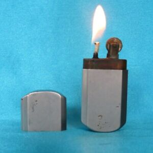 Collectable Vintage 1920's Alloy Pocket Lighter.