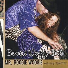 Boogie Woogie Baby - Mr. Boogie Woogie (2005, CD NEUF) Feat. Lisa Otey