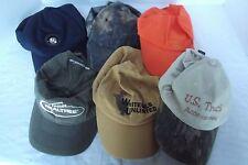 lot 6 panel baseball cap hat outdoors camo whitetails unlimit hatlight realtree