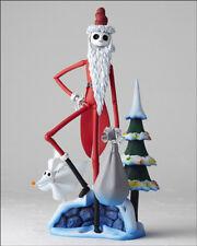 SCI-FI REVOLTECH SERIES 017 Jack Skellington Santa ver. The Nightmare Before...