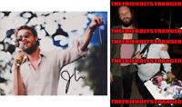 Singer FATHER JOHN MISTY signed Autographed 8X10 Photo PROOF Joshua Tillman COA
