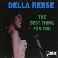DELLA REESE - THE BEST THING FOR YOU  CD NEUF