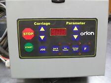 Orion Model H77/13 Carriag - Parameter Electric Box w/brackets & wires