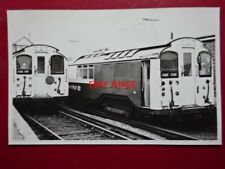 PHOTO  ISLE OF WIGHT  EX LONDON TRANSPORT PRE 1938 STOCK 485 036 & 485 041 AT SA