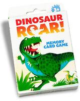 New Dinosaur Roar Memory Card Game Paul Lamond