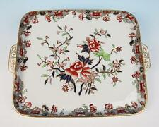 LARGE 19thC. Copeland Imari Handled Serving Tray Antique Porcelain Spode Pottery