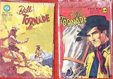 BILL  TORNADE 2 No < 29 et 53  artima 1962/1964