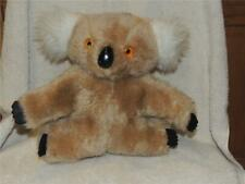 Vintage Interpur Koala Bear Plush Stuffed Animal Toy Made in Korea 10""