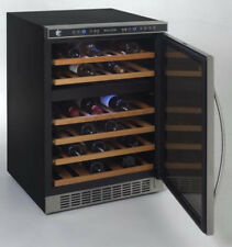 """Avanti 24"""" Dual Zone Free Standing / Built In Wine Cooler Wcr5404Dzd"""