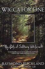 Wicca For One: The Path Of Solitary Witchcraft, Raymond Buckland, Acceptable Boo