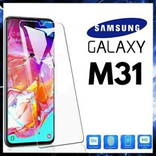 Film Glass Tempered for Samsung Galaxy M31 Protection LCD Display M 31