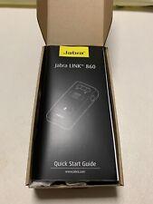 Jabra Link 860 Audio Numérique Processeur Amplificateur pour Gn Netcom Qd Phone