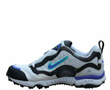Vintage Nike Women`s Nike Air Terra Kimbia Grey/Green/Purple 6.5 DS 105113-041