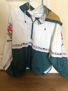 Vintage Starter Atlanta 96 Olympic Jacket