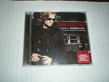 Arno Carstens : Wonderful Wild CD (2010) Disc near mint