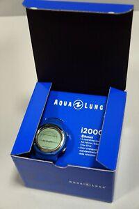 Aqua Lung i200C Bluetooth Dive Computer and Dive Watch - Blue