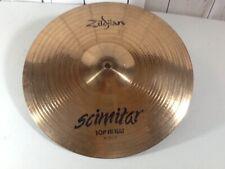 "Zildian (Scimitar) top hi hat cymbal 14"""