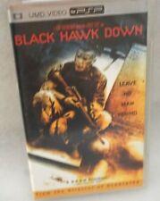 Black Hawk Down UMD Movie Sony Playstation Portable PSP
