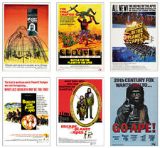 Planet Of The Apes Pstrs POSTCARD Set