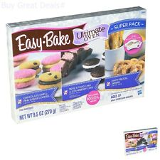 Easy Bake Refill Super Pack Oven Mix 12 Mixes Ultimate New Cookies Cake