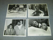 9 8X10 Original press kit photos THING WITH TWO HEADS Rosey Grier RAY MILLAND
