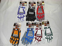 FRANKLIN  ADULT & YOUTH CFX PRO BATTING GLOVES - VARIOUS COLORS AND SIZES