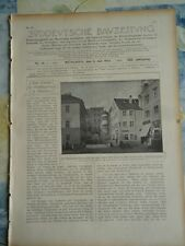 1903 München Sendlinger Tor