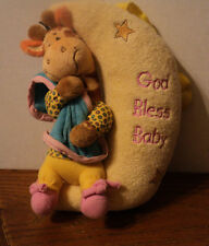Cherished Beginnings God Bless Baby Musical Baby Plush Cracker Barrel
