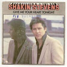 "STEVENS Shakin' Vinyl 45T 7"" SP 1982 THINKIN' OF YOU"