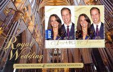 Australia-Royal Wedding Min sheet cto- fine used