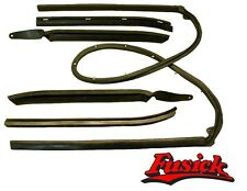 1964-1965 Olds Cutlass 442 Convertible Top Weatherstrip Seal Set Oldsmobile