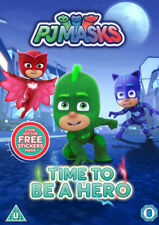 PJ Masks Time to Be a Hero DVD 2017 Region 2 Europe