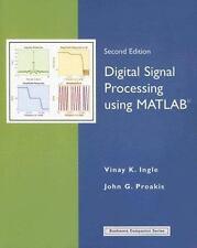 Digital Signal Processing Using MATLAB (Bookware Companion), Proakis, John G., I