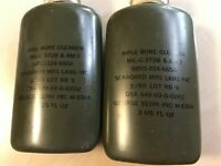 Military Issue Vietnam Dated 1969 NEW Old Stock Rifle Bore Cleaner Lot Of 2