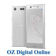 NEW Sony Xperia XZ1 Compact G8441 32GB Silver 4G 19MP Unlocked Phone 1YrWty