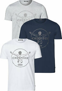 Chiemsee Herren T-Shirts 3er Pa. Farbe gemischt Größe XXL (UVP 74,95) nur1xVers.